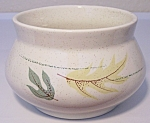 FRANCISCAN POTTERY AUTUMN SUGAR BOWL!