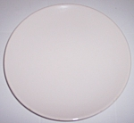 FRANCISCAN POTTERY FLAIR WHITE SALAD PLATE!