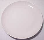 FRANCISCAN POTTERY WHITESTONE CLOUD NINE BREAD PLATE!