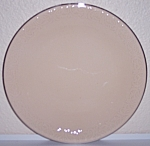 FRANCISCAN MASTERPIECE CHINA EXPERIMENTAL DINNER PLATE!