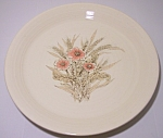 FRANCISCAN POTTERY HACIENDA EXPERIMENTAL DINNER PLATE!