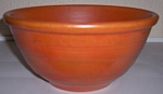 PACIFIC POTTERY HOSTESS WARE APACHE RED 12 MIX BOWL!