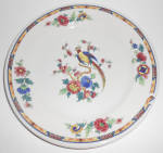 Syracuse China Dewitt Clinton Restaurant Lunch Plate!