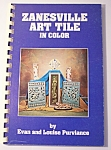 ZANESVILLE ART TILE IN COLOR BOOK!
