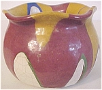 "Click here to enlarge image and see more about item 8191: Ozark Roadside Tourist Pottery Company 2.5"" Vase"