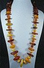 Baltic Butterscotch and Honey Amber Necklace 238 Grams