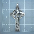 James Avery Sterling Silver Cross 3 7/8 inches