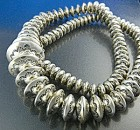 Navajo Pearls Sterling Silver 168 Grams Larry Pinto