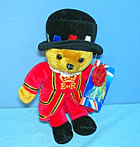 BEEF EATER English Simply Soft Toy  Collection (Image1)