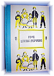FIVE LITTLE PEPPERS - HARD BACK  BOOK (Image1)