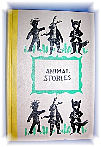 ANIMAL STORIES - HARD BACK BOOK..... (Image1)