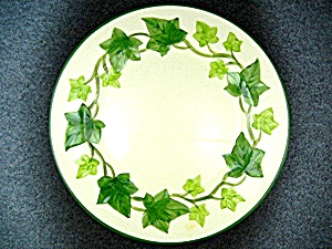Franciscan American Ivy China  Dinner 10.5  Plate (Image1)