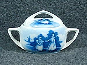 Rosenthal Old Dutch Sugar Bowl Donatello Bavaria (Image1)