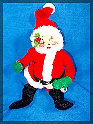 Christmas Annalee Santa 80s 9 inch (Image1)