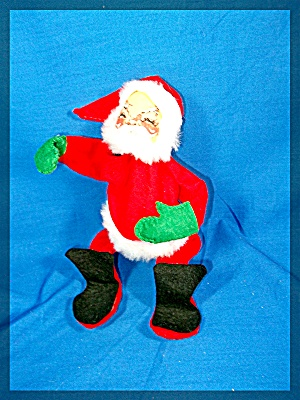 1971 Annalee Santa Claus - 8 inches  (Image1)