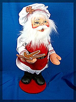 Christmas Annalee Baker Santa 14 inches tall (Image1)