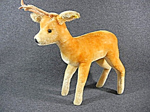 Steiff Vintage Buck Deer, 12 Inches