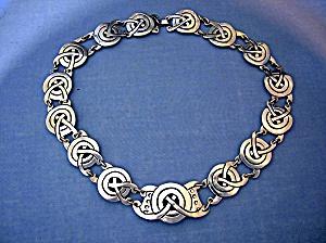 Taxco Mexico Spratling DesignSterling Silver Necklace (Image1)