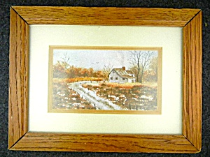 Framed Picture - Rita Smith