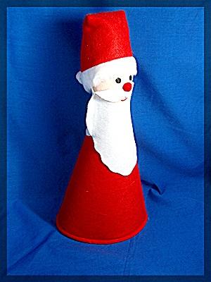 Christmas Santa ornament (Image1)