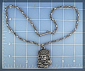 Sterling Silver Necklace Handmade ? CARAL Mexico (Image1)