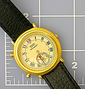 SEIKO quartz Chronograph wrist watch . .  . (Image1)