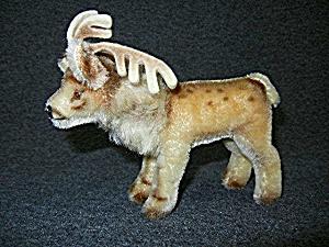 Vintage Early Renny Reindeer Caribu 4.5 in.  Steiff  (Image1)