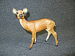 Breyer Plastic Fawn Deer 5 Inches Tall