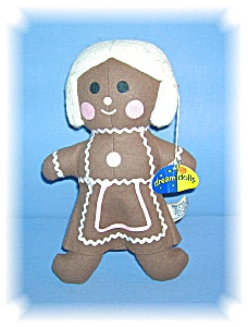 Black Felt Dakin Dream Doll (Image1)