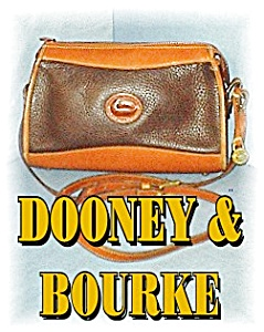 DOONEY & BOURKE  Brown & Tan  Shoulder Bag (Image1)