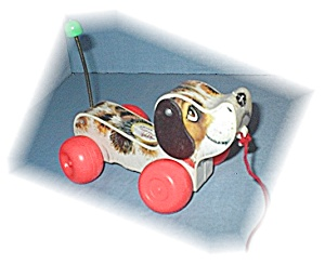 Fisher Price 1965 Pull Along Doggie (Image1)