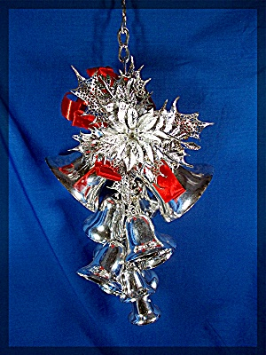 Christmas decoration Silver Bells (Image1)