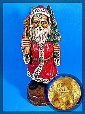 Pine Lake, Santa Claus statue - 1988 (Image1)
