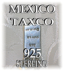 Sterling Silver Taxco Mexico Ball Bracelet (Image1)