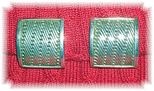 Sterling Silver Signed Lois Hill Clip Earring (Image1)