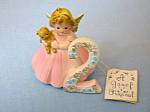 Josef Originals Birthday Girls age 2 Porcelain (Image1)