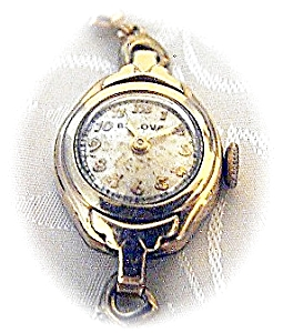 Older Ladies BULOVA !/20 GF Wristwatch (Image1)