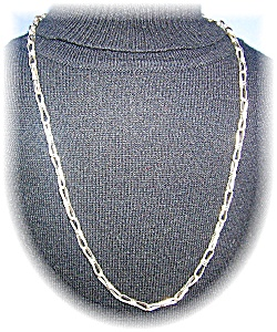 30 Inch Sterling Silver Chain (Image1)