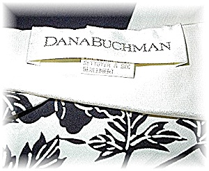 Total Luxury Dana Buchman 100% Silk Scarf (Image1)