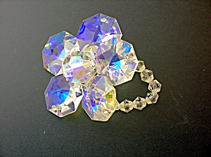 Crystal Flower Ring (Image1)