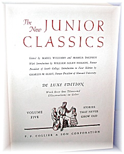 Jr Classic No 5, Stories That Never Grow Old.