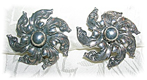 CINI Sterling Silver Clip Earrings (Image1)