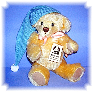 1997 Mohair Toby Growlerteddy Bear