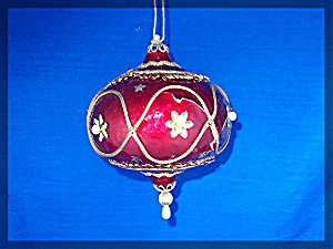 Elegant Christmas tree ornament (Image1)