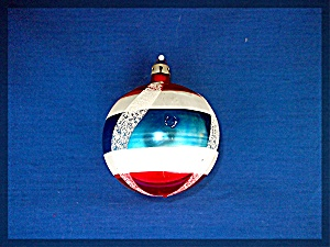 Vintage glass Christmas Tree Ornament (Image1)