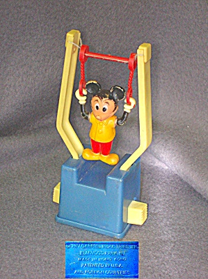 Mickey Mouse High Bar Toy (Image1)