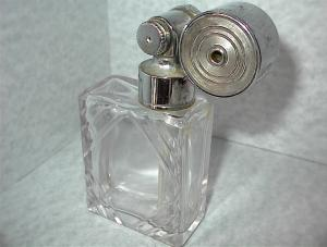 French perfume Bottle, Marcek Franck Escale (Image1)