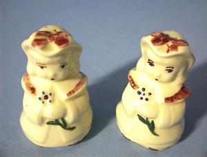 Shawnee Salt And Pepper Shakers