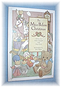 1989 Childs Book The Mice Before Christmas (Image1)