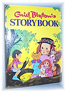 Enid Blytons Childrens Story Book 1973 (Image1)